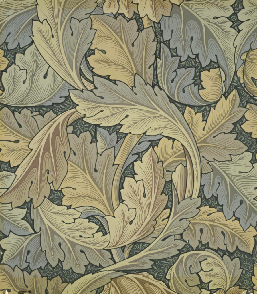 William Morris-decorazione-minimalismo-tbdesign